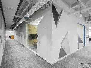 包裝設計公司辦公室裝修案例