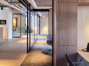 房地产开发商办公室设计