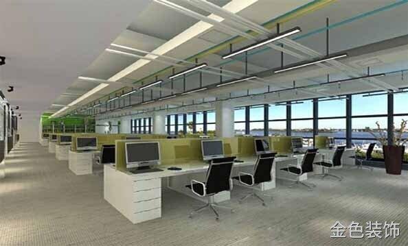 東莞開放式辦公室裝修